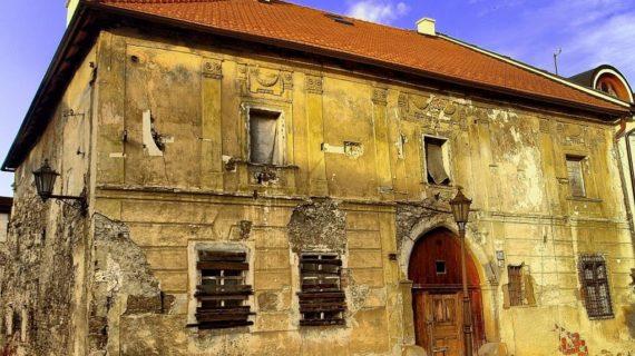 Zateplenie historických budov
