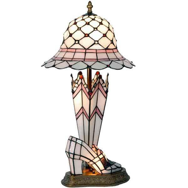 Jedinečné Tiffany lampy