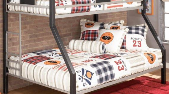Chlapčenská izba - poschodová posteľ