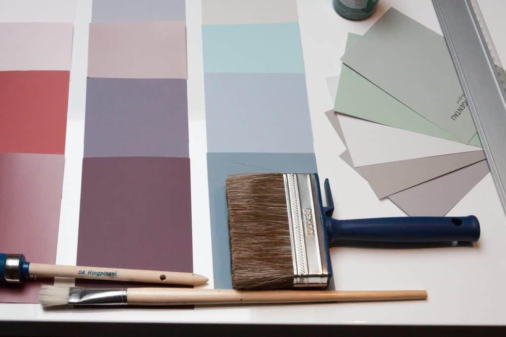 Pastelové farby - farebné kombinácie v interiéri