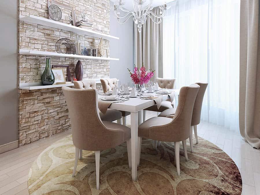 Prestretý stôl - stolovanie