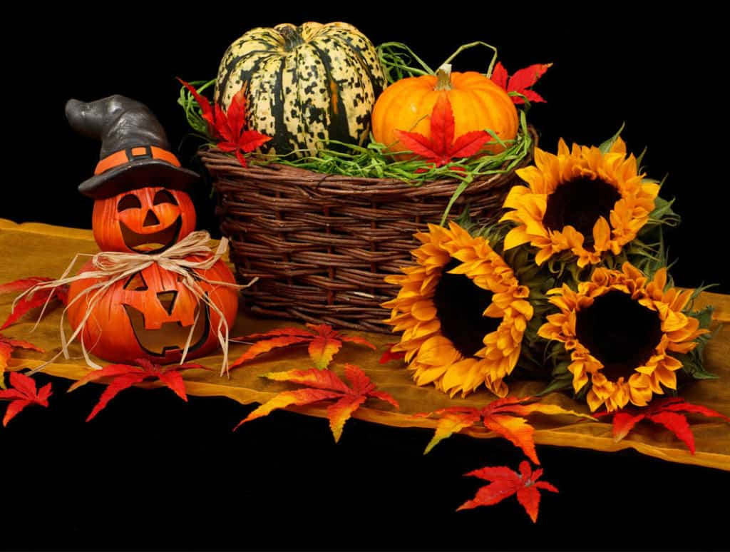Dekorácie jeseň