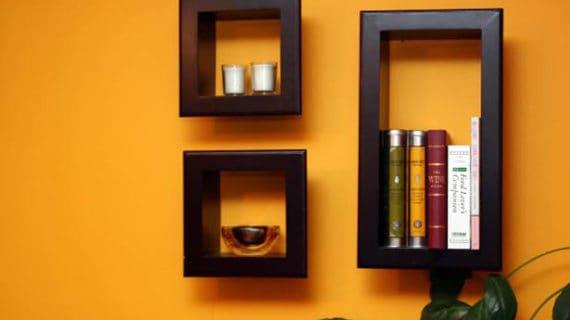 Vlastnoručne zhotovené knihovne