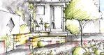 Projektovanie malej záhrady