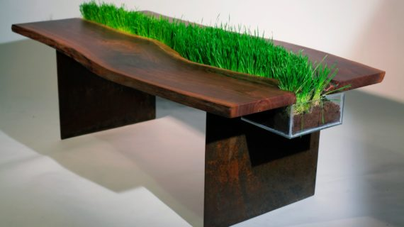 Organický stôl