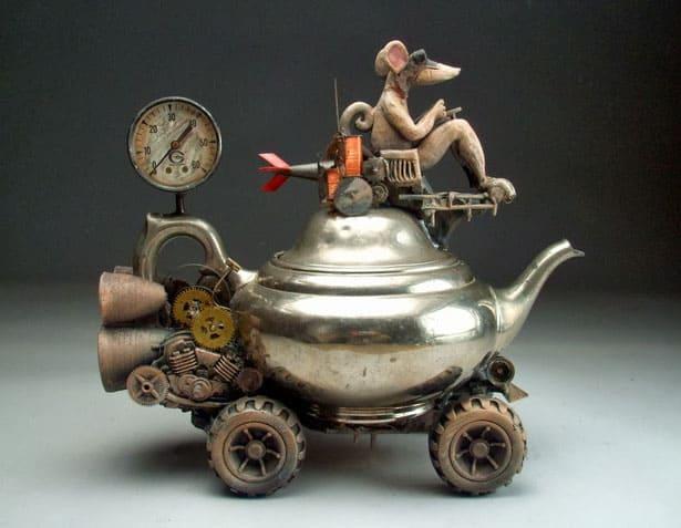 Umelecká keramika
