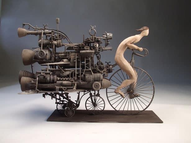 Mitchell Grafton - Cyklista