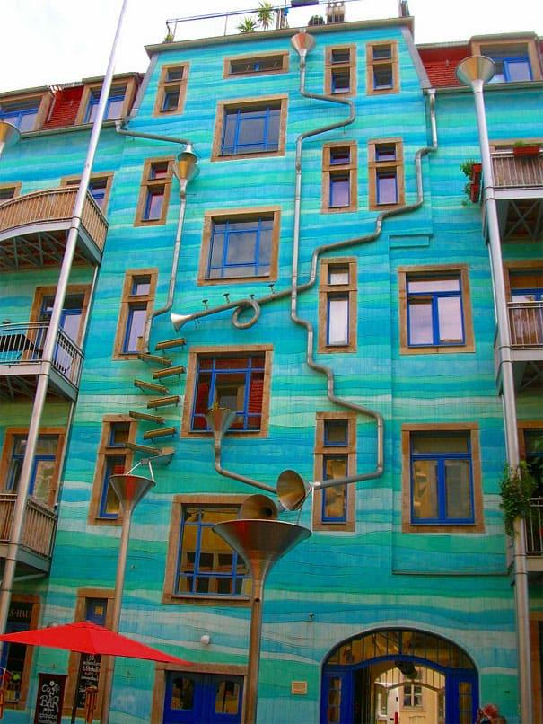 Nezvyčajná atrakcia v Drážďanoch