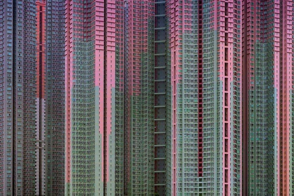 Mrakodrap - Michael Wolf - Architectural Density