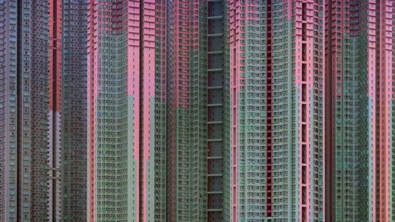 ARCHITEKTÚRA HUSTOTY v Hongkongu