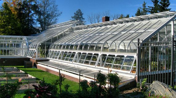záhradný skleník za super cenu