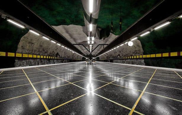Štokholmské metro 9