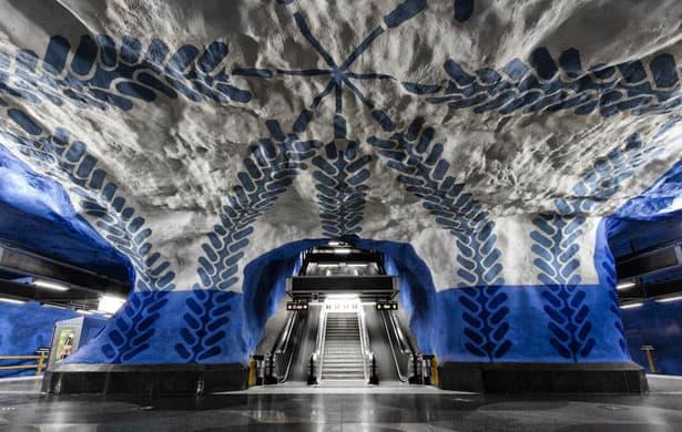 Štokholmské metro