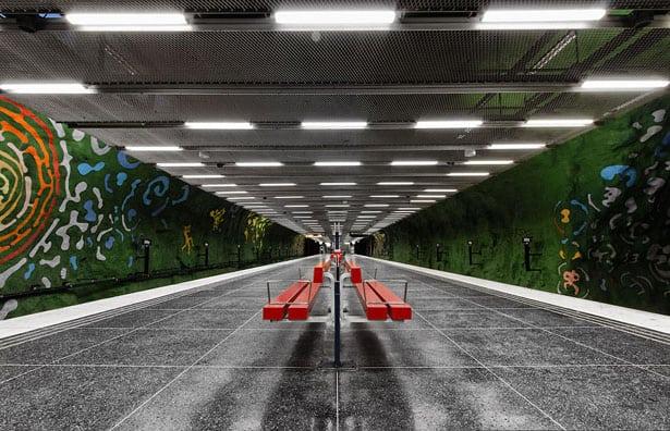 Štokholmské metro 3