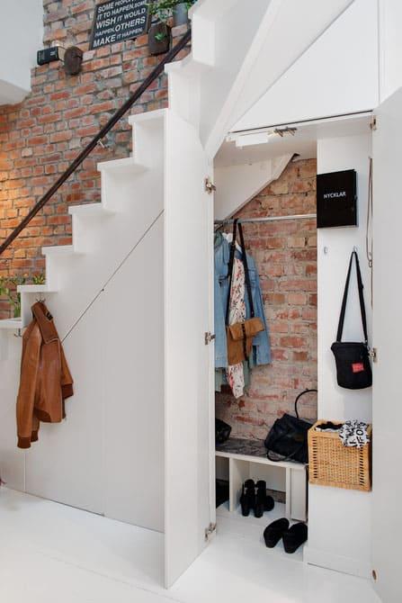 Úložný priestor - malý byt