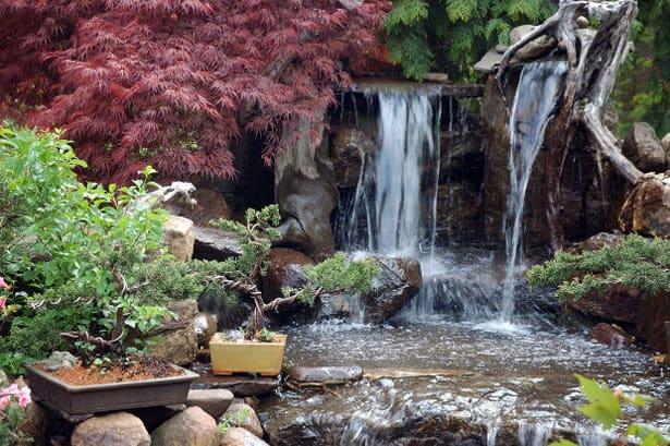 voda-v-zahrade