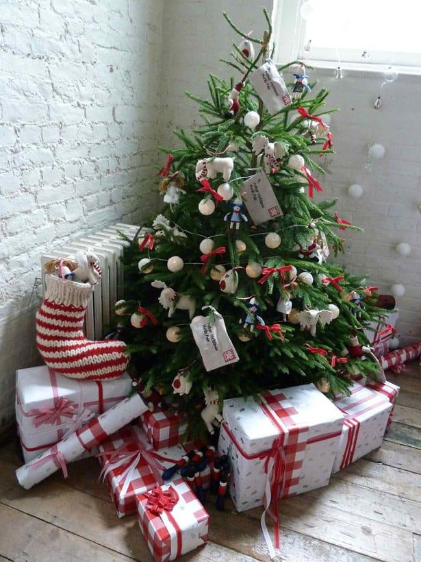 ekologická vianočná výzdoba