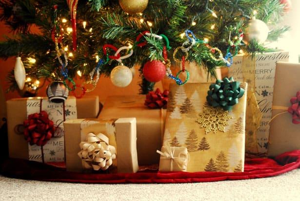 Vianoce po ekologicky II. – balenie darčekov
