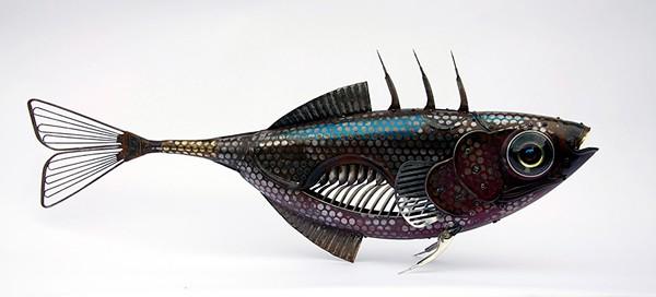 Edouard Martinet - ryba