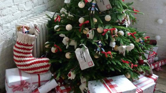 Vianoce po ekologicky I. – vianočná výzdoba