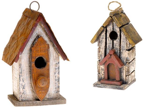 Prikŕmovanie vtáctva - vtačie budky