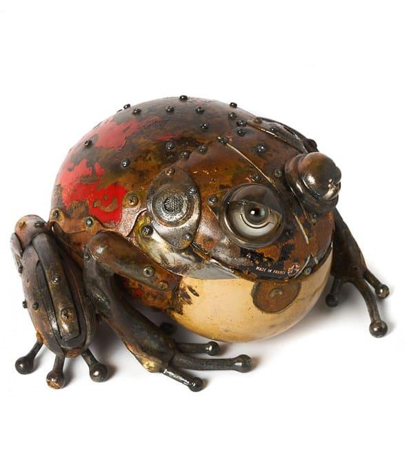 Edouard Martinet - žaba