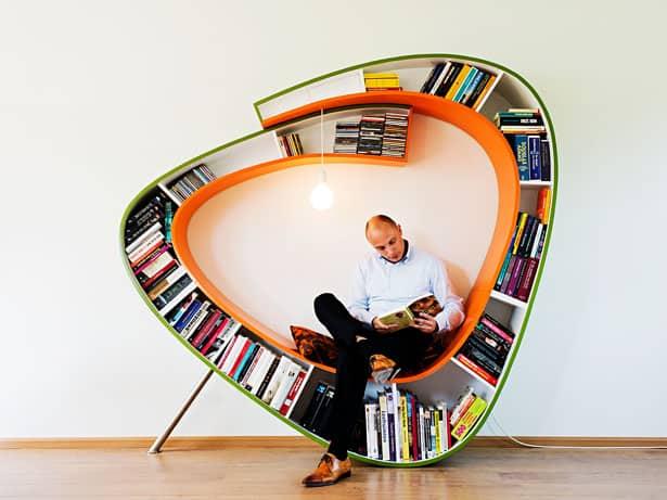 Moderná knihovňa