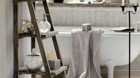 Nápady pre upratanú kúpeľňu