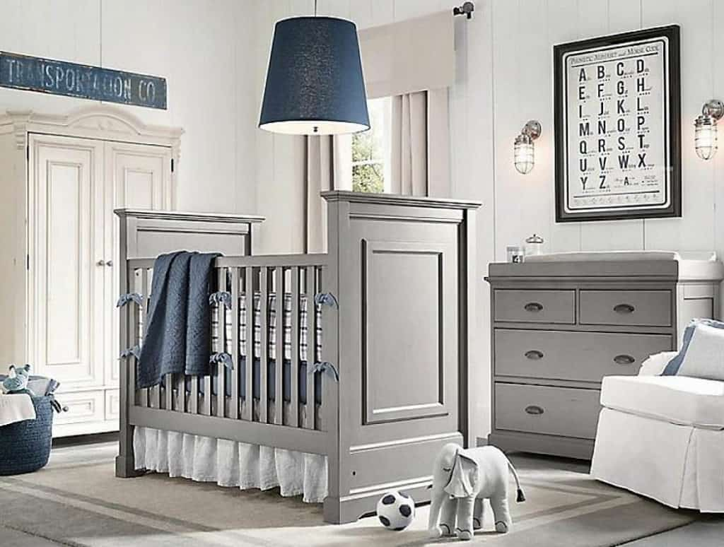 Dojčenská izba podľa princípov feng - šuej