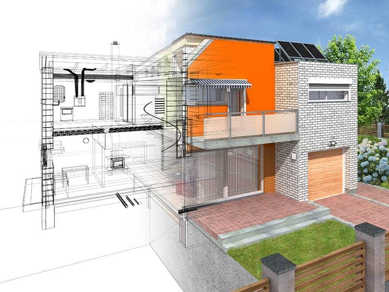 Energetické pasívne domy - ako správne vetrať
