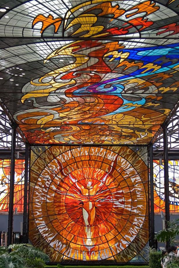 cosmovitral-toluca-mexico-stained-glass