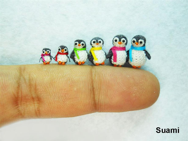 penguin-family