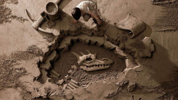 Úžasné sochy z piesku!