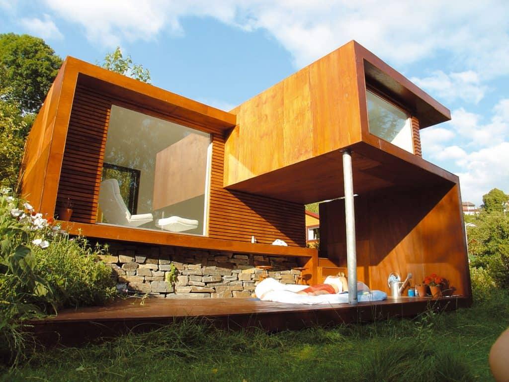 Krásny nórsky prázdninový domček