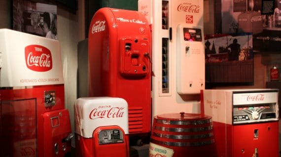 Svet Coca-Coly – múzeum v Atlante