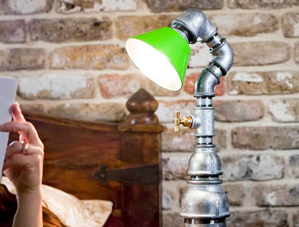 Keď majú lampy industriálny štýl