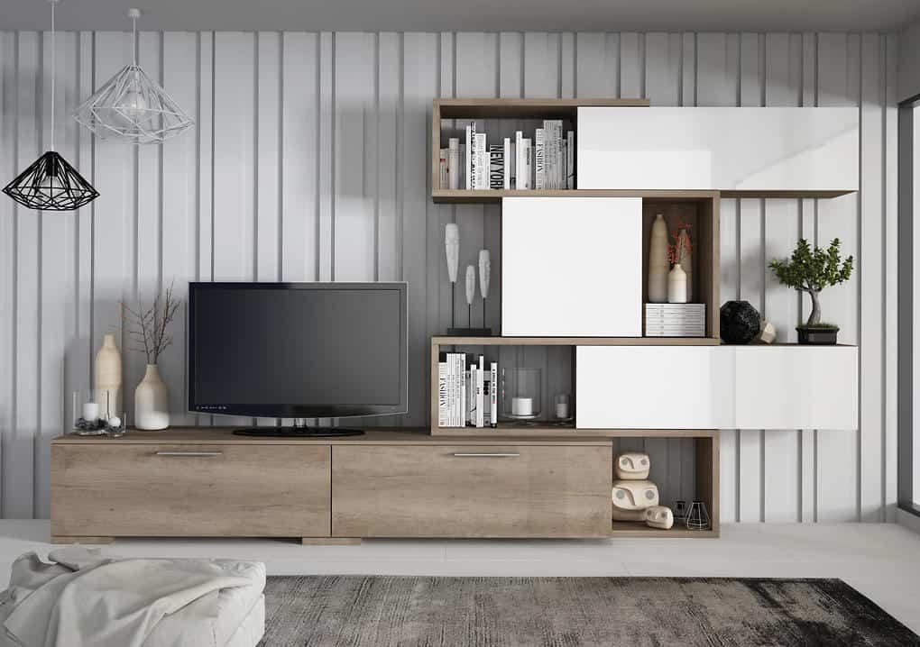 Luxusné obývacie steny