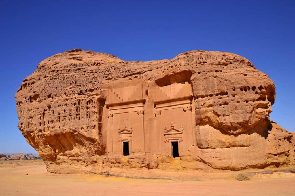 Archeologické nálezisko Madain Saleh