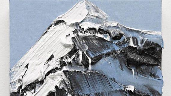 Maľby Álp od Conrada Jona Godlyho