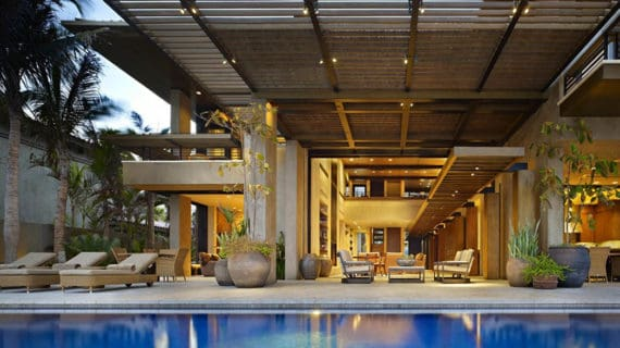 Luxusná rezidencia Mexico
