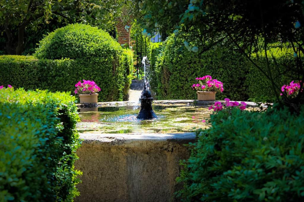 Španielske záhrady