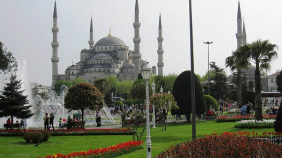 Turecké záhrady
