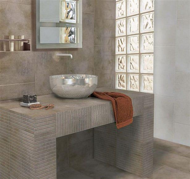 Moderná kúpeľňa - ako obkladať