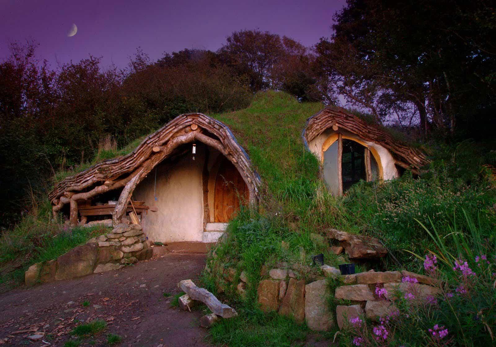 Sú hobitie domčeky ekologickou formou bývania?