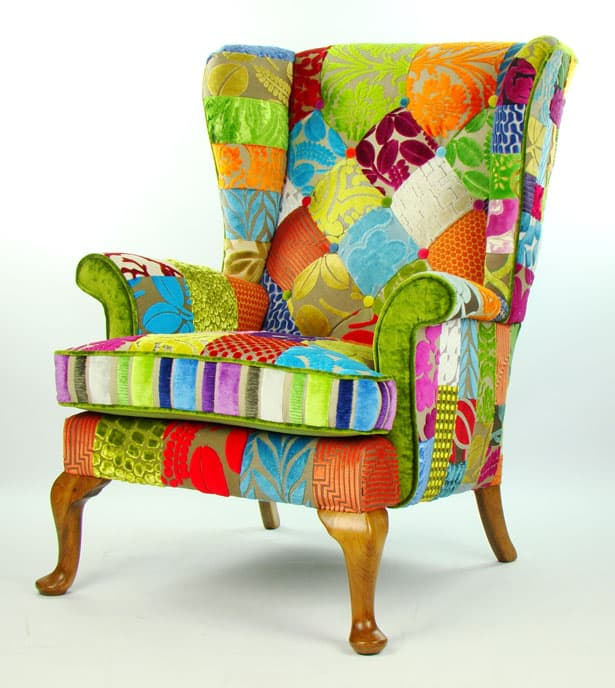 patchwork-chair