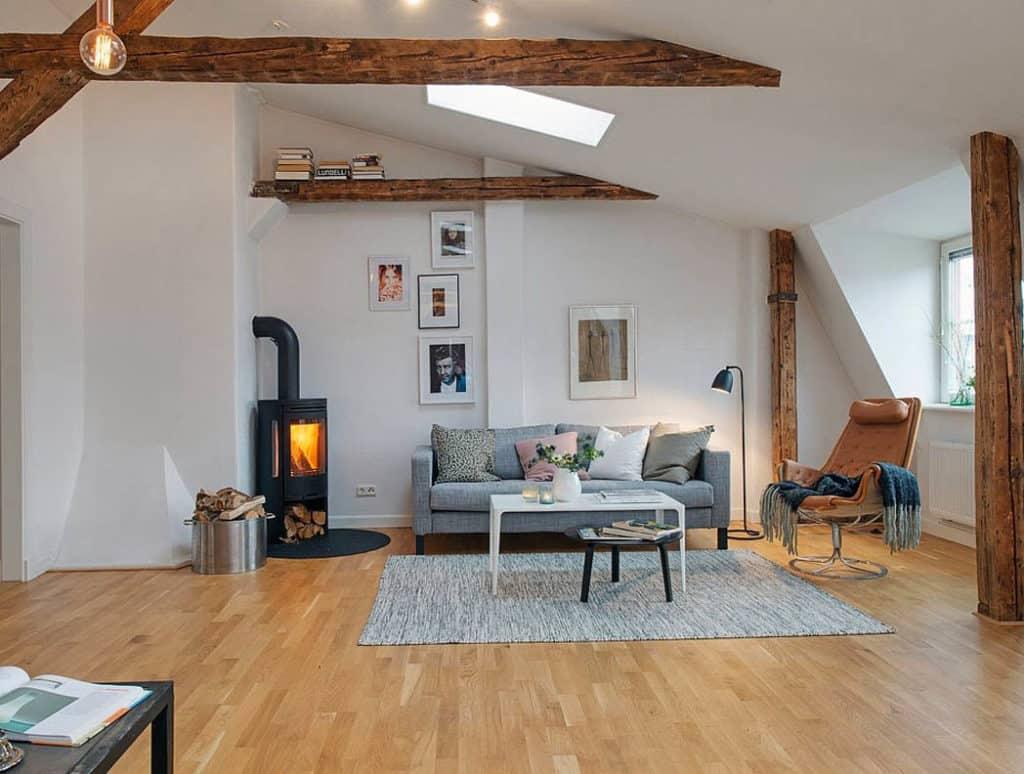 Škandinávsky dizajn interiéru