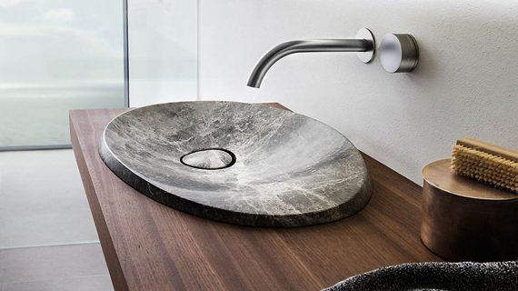 Štýl a elegancia z prírody – kameň v kúpeľni