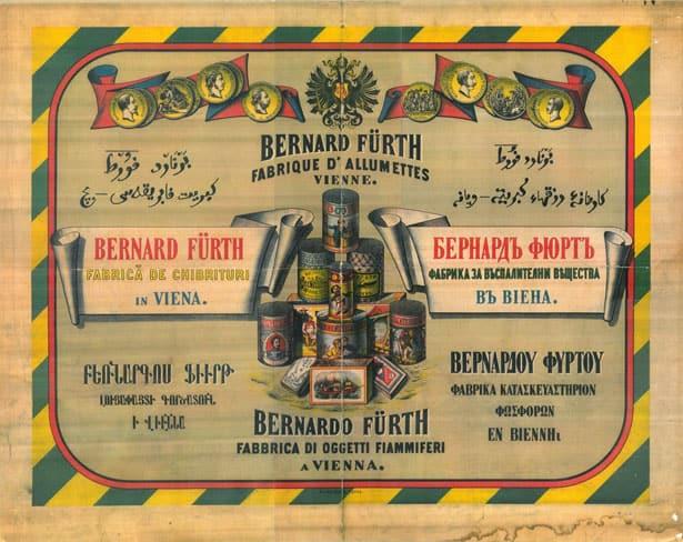 Historické prodejní plakáty