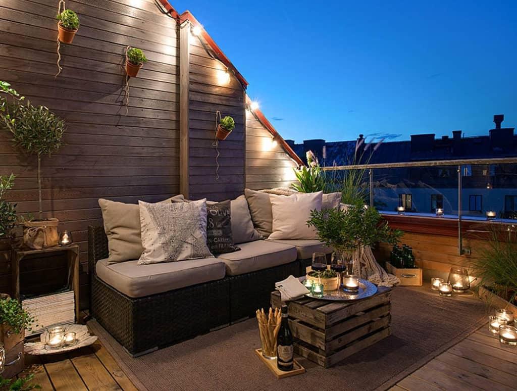 Tipy, ako využiť balkón na plno