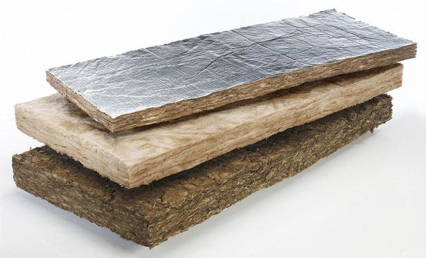 Minerálna vlna - zatepľovanie